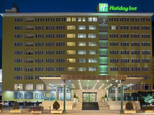 斯科普里假日酒店 (Holiday inn Skopje)
