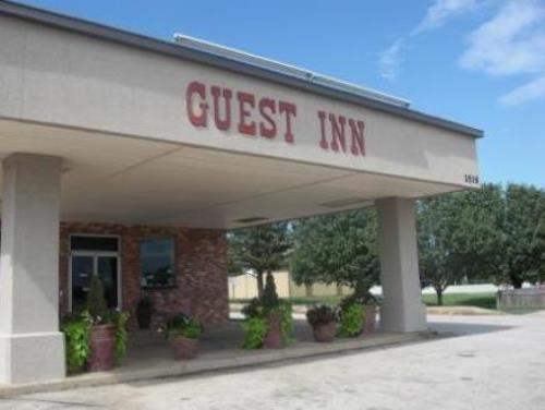 Guest Inn Of Ardmore Hotel