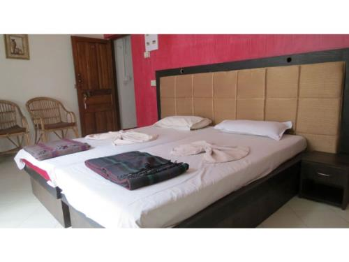 Vista Rooms at Aguada Siolim Road