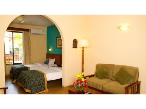 Vista Rooms Permier at Baga Arpora