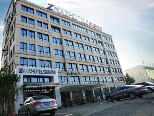 Zmax Hotel Yuyao Fengshan Road Branch