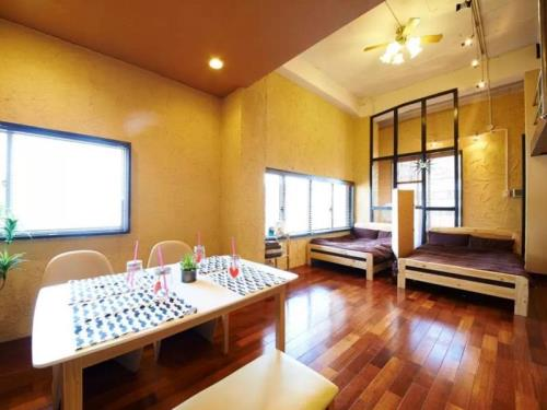 STY 1 Bedroom and Loft Apartment in City Center Kyoto 201
