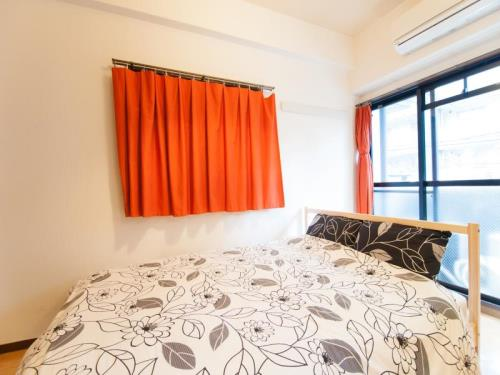 K&K  O-02 1 bedroom Apartment Namba Shinsaibashi 502