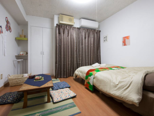 AAA 1 Bedroom Apartment in Namba Area No 3