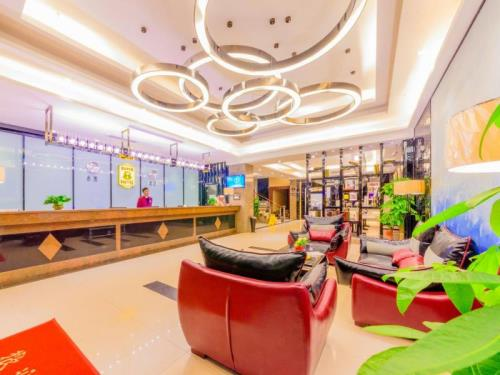 Super 8 Hotel Guangzhou Baiyun International Airport Boutiques