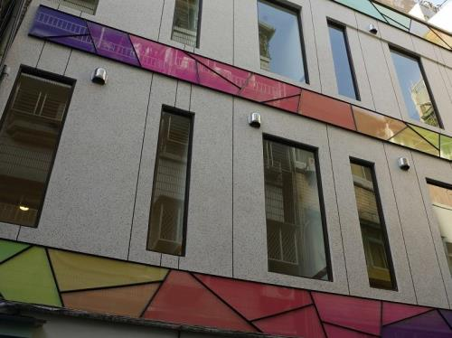 Colormix Hotel and Hostel