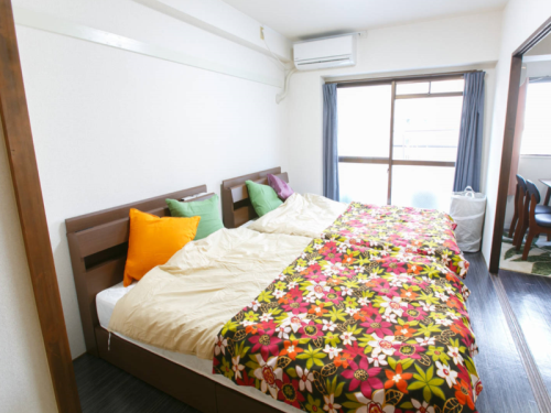 OX 2 Bedroom Apartment in Center Of Osaka - 01