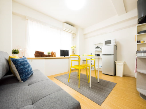 OX 2 Bedroom Apt Near Namba-Dotonbori - 06