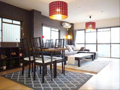 CL 9 BED Maisonette Mansion In Umeda Area No51