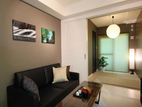 3-Hakata Luxury 2 Bedroom Japanese  Apt -23 (3-Hakata Luxury 2 Bedroom Japanese  Apt -23)
