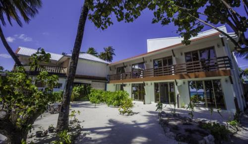 Salt Beach Hotel at Maafushi