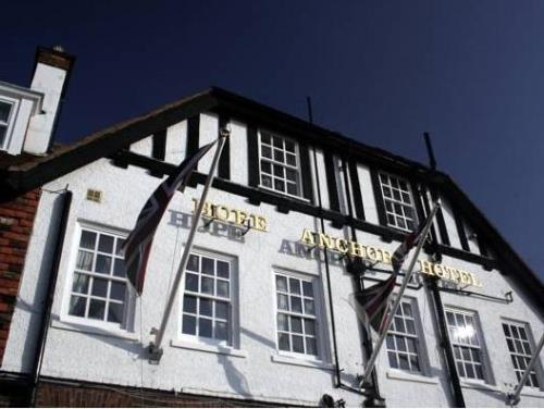 O The Hope Anchor Hotel & Restaurant (The Hope Anchor Hotel & Restaurant)