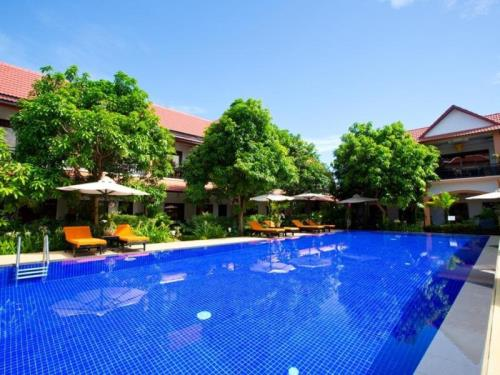 Central Boutique Angkor Hotel