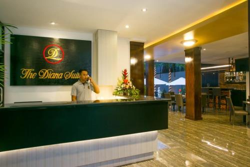 The Diana Suite Tuban