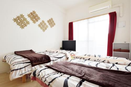 KR SS1 2Bed Apartment in Minami