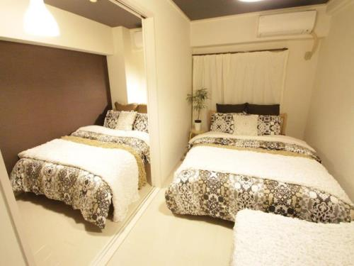 4 Bed rooms in Central Osaka 604 606
