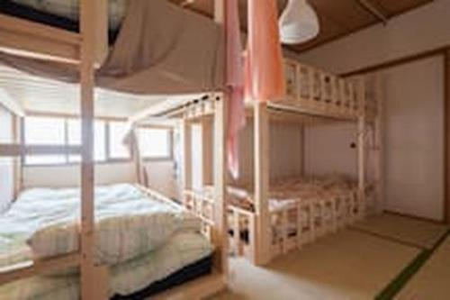 1-Dormitory bed Apartment in Sapporo E - Women only