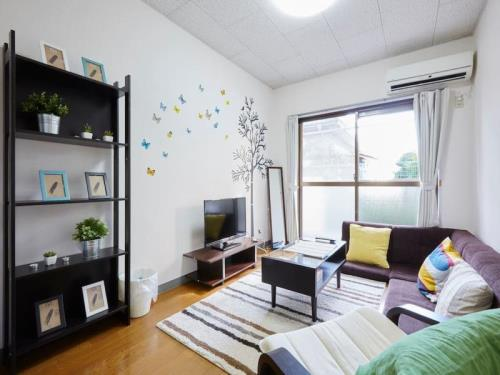NOMAD 2bedroom apartment close to Tokyo 105