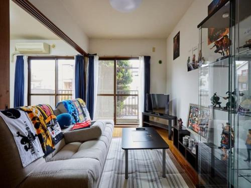 NOMAD 2bedroom apartment Anime style near East Tokyo 105