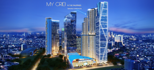MY CRIB in the Philippines (Gramercy Residences)
