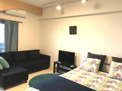 S&W 1 Bedroom Apt near Doutonbori 2F