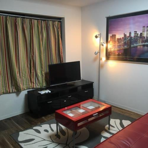 1min The station luxury terrace house
