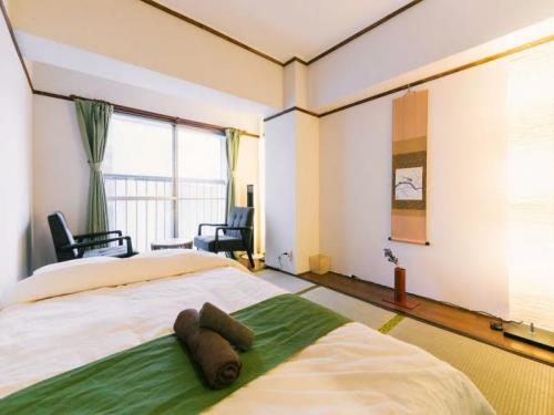 A large&modern room very close to Hakata sta.