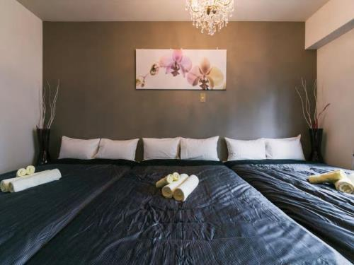 A stylish room with a great location Hakata