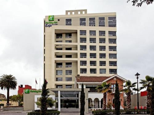 Holiday Inn Express Hotels & Suites Quito के बारे में (Holiday Inn Express Hotels & Suites Quito)