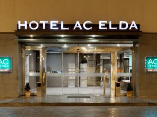 AC Hotel by Marriott Elda