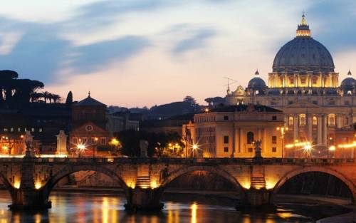 Your secret place in Rome