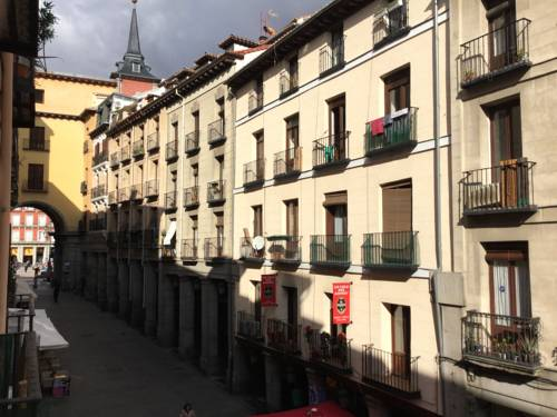 Plaza Mayor by Forever apartments