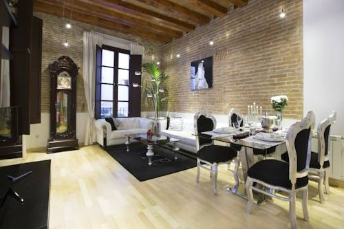 Lux Apartments Barcelona