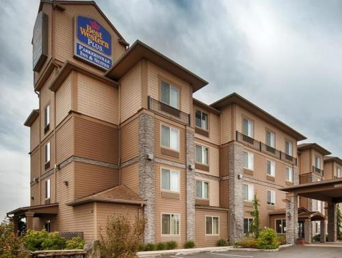 Best Western Plus Parkersville Inn and Suites