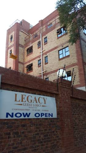 Legacy Guest Lodge