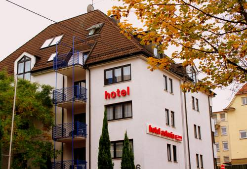 Hotel Astoria am Urachplatz