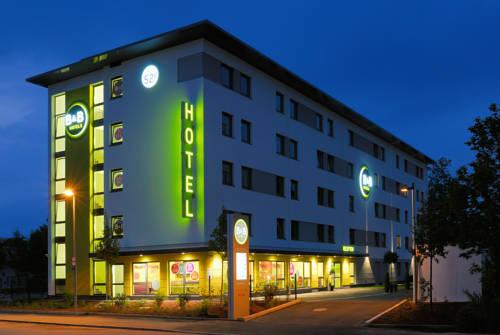 B&B Hotel Stuttgart-Vaihingen