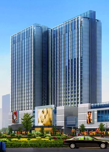 BaiHe International Apartment hotel- TianHe Gangding Branch