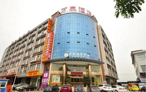 Guangzhou Wantai Business Hotel