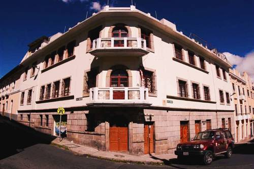 Quito Backpacker Guesthouse