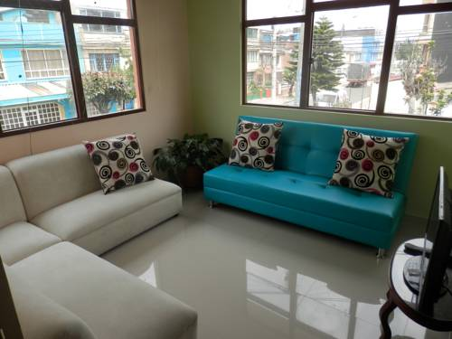 Flat near city center Bogota