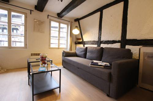 科尔马老城中心坦内尔公寓 (Colmar Old City Center Tanneurs Appartment)