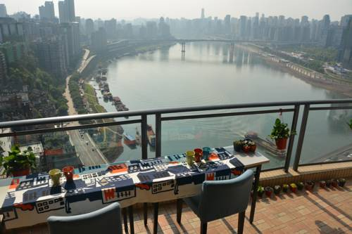 Chongqing Love Pier Apartment 2