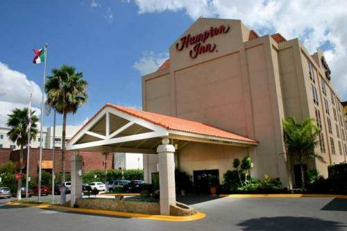 Hampton Inn Monterrey-Airport