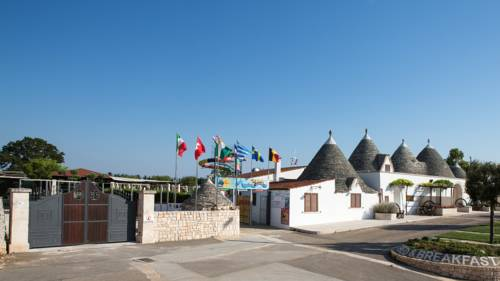 Bed and Breakfast Trulli San Leonardo