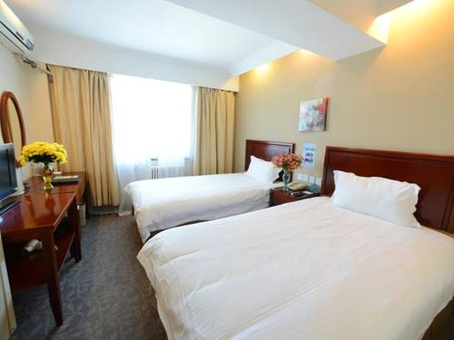 GreenTree Inn Henan LuoYang Peony Square Business Hotel