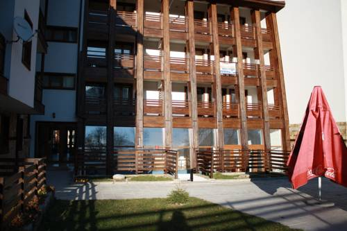 Wood Apartment in Mountain View Complex