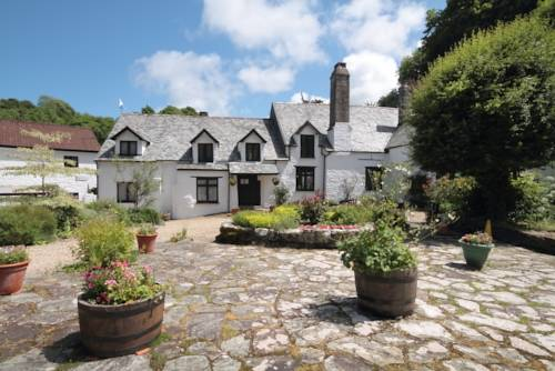 (Chambercombe Cottages)