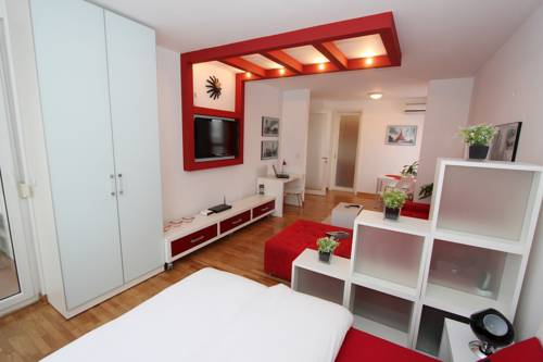 New Belgrade apartment Belville