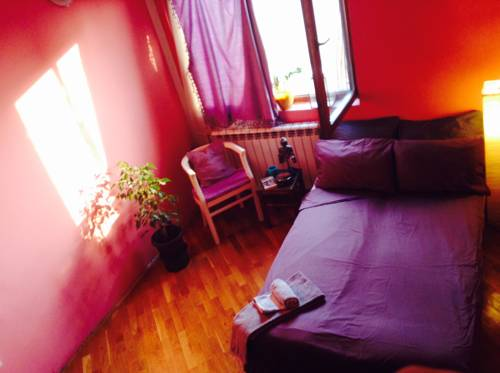 Sunny Room in the Heart of Belgrade